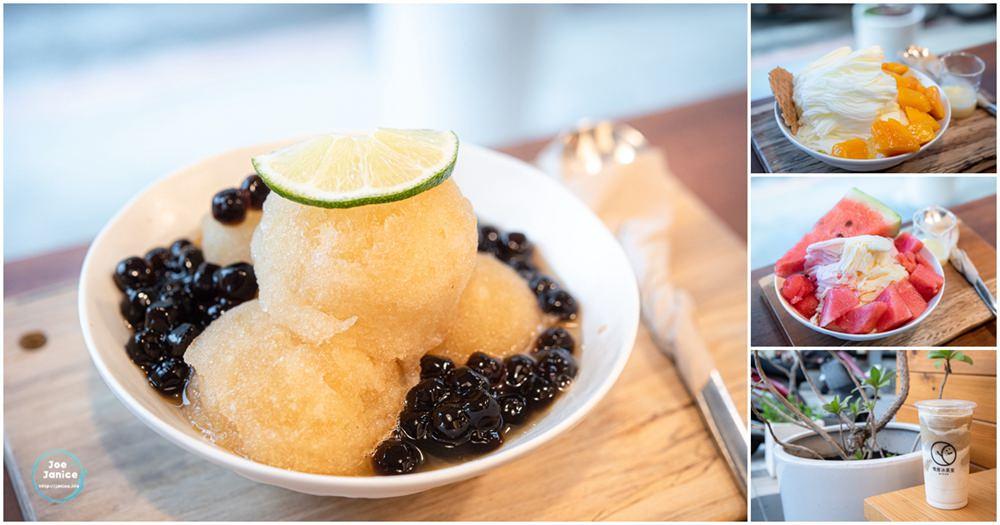哩厚冰果室 NiHau 台東美食 台東冰店 台東吃冰  台東大同路美食 台東雪花冰