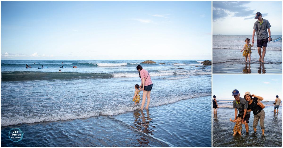 天空之鏡 都歷海灘 成功海邊 台東成功 台東景點 台東沙灘