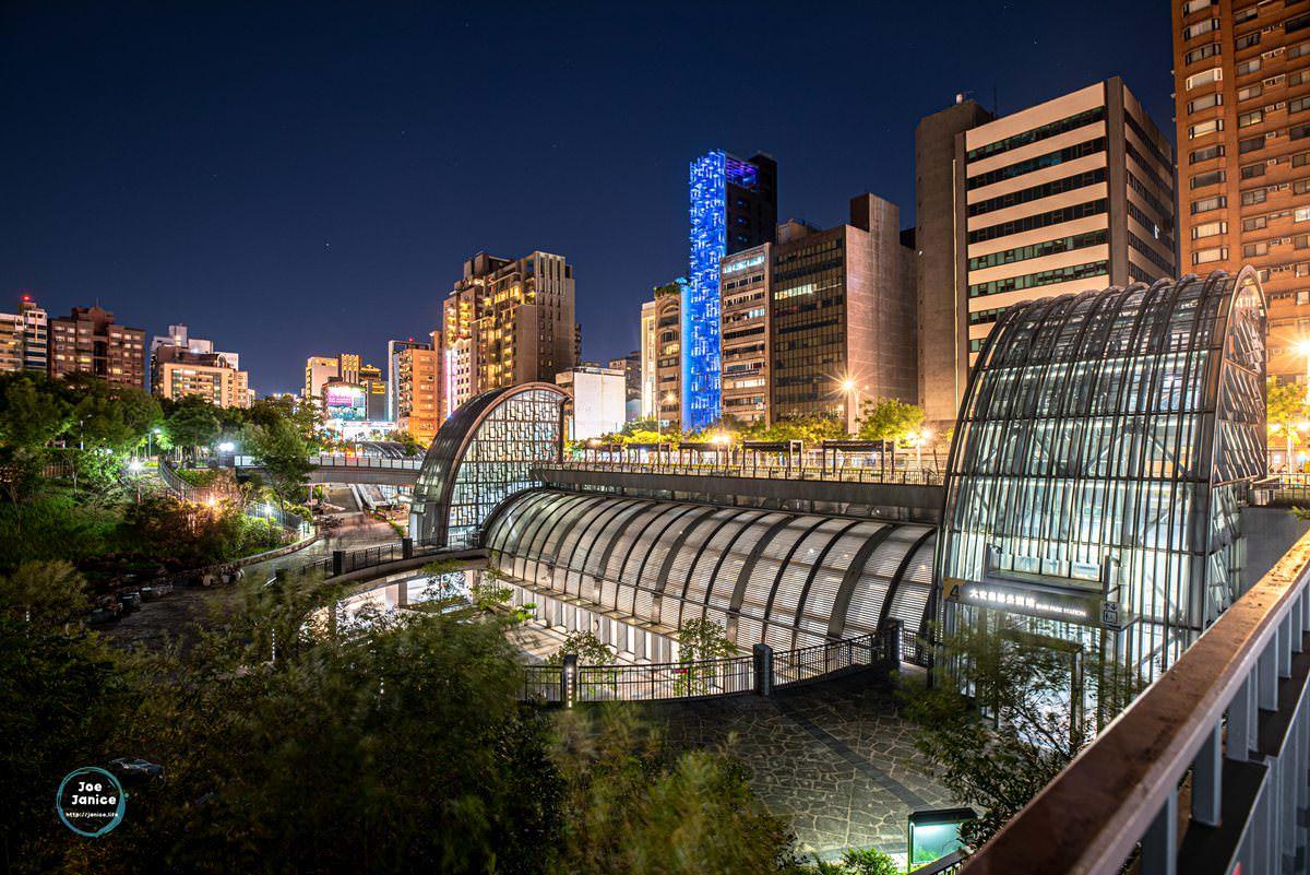 捷運大安森林公園站