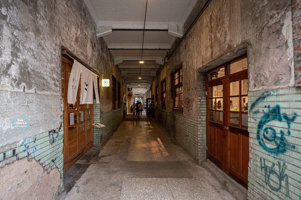 台北旅遊 台北景點 華山1914