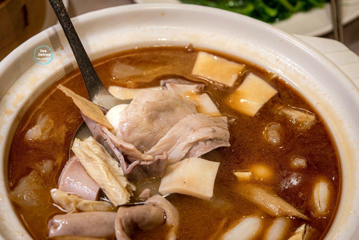 點水樓Dian Shui Lou 點水樓南京店 台北聚餐餐廳推薦 台北餐廳推薦 米其林餐廳 麻油全家福