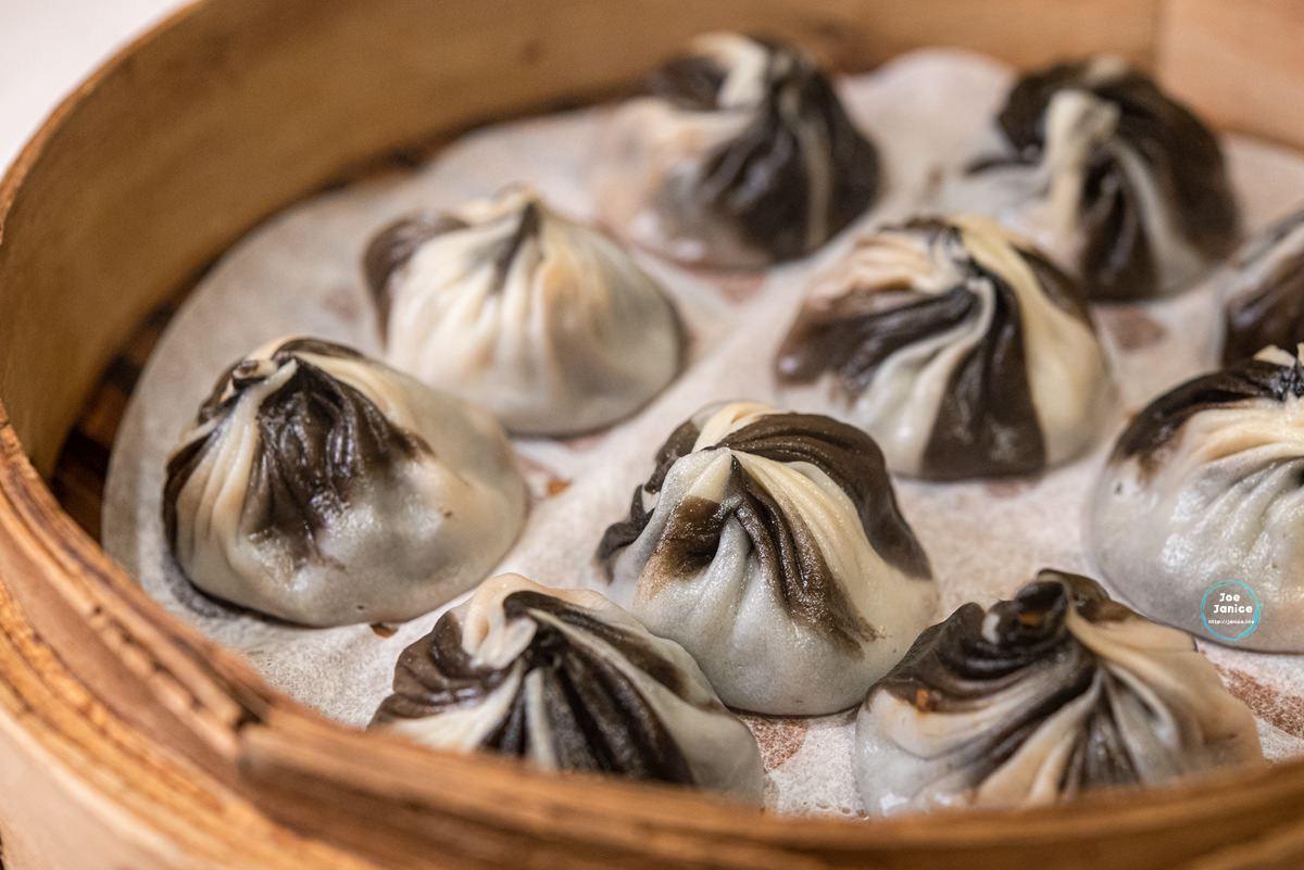 點水樓Dian Shui Lou 點水樓南京店 台北聚餐餐廳推薦 台北餐廳推薦 米其林餐廳 黑蒜頭小籠包