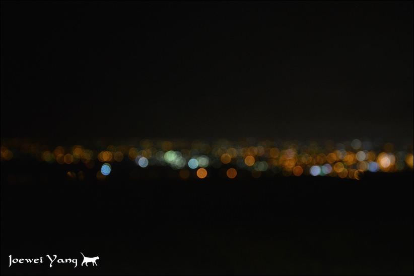 遠雄悅來夜景